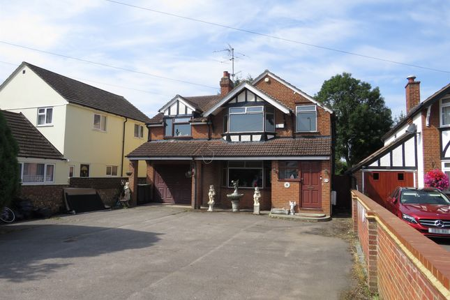 Thumbnail Detached house for sale in Bedford Road, Lower Stondon, Henlow