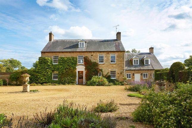 Thumbnail Detached house for sale in Slapton, Towcester, Northamptonshire