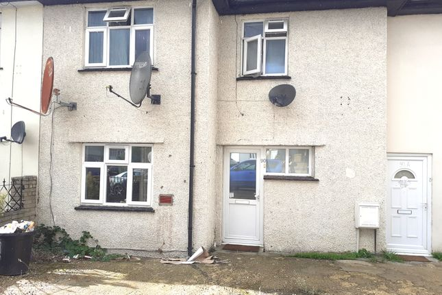 Thumbnail Terraced house for sale in Hall Road, Chadwell Heath, Essex