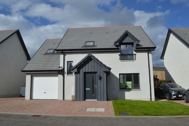 Thumbnail Detached house for sale in Schoolfield Road, Rattray