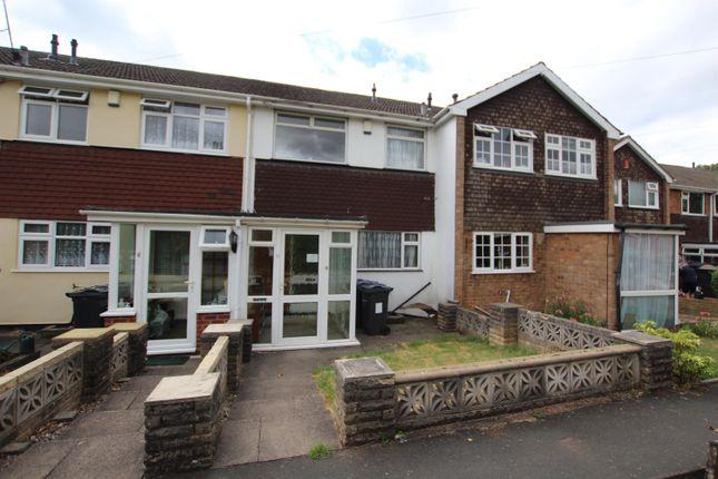 Thumbnail Terraced house for sale in Burnbank Grove, Birmingham