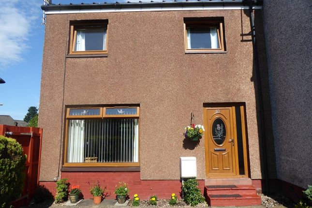 Thumbnail End terrace house to rent in Green Park, Kinross