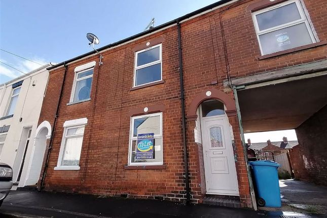 Thumbnail Terraced house to rent in Durham Street, Hull