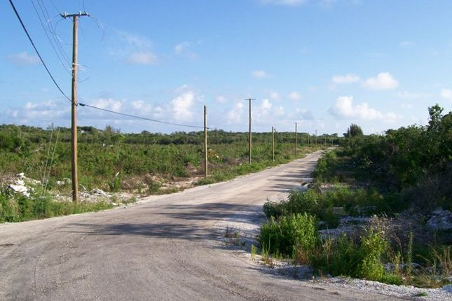 Land for sale in Tarpum Bay, Eleuthera, The Bahamas
