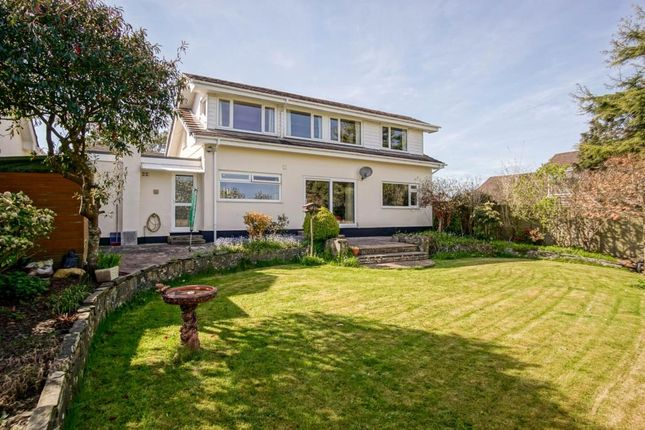 Thumbnail Detached house for sale in Coombe Drive, Cargreen, Saltash, Cornwall