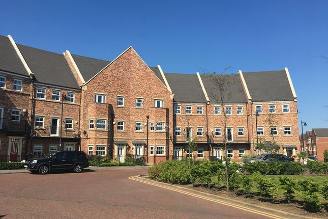 Thumbnail Mews house to rent in Featherstone Grove, Gosforth, Newcastle Upon Tyne