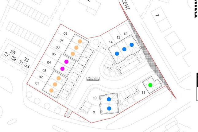 Thumbnail Land for sale in Rugby Road, Bedworth, Warwickshire, UK