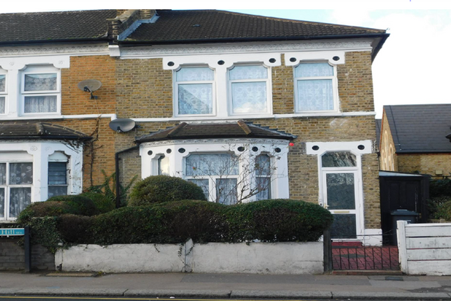 Thumbnail End terrace house for sale in Catford Hill, London