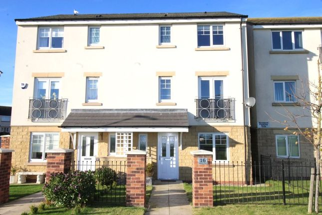Thumbnail Semi-detached house to rent in Oberon Way, Blyth
