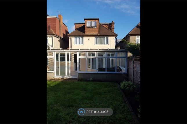 Thumbnail Semi-detached house to rent in Gainsborough Road, New Malden
