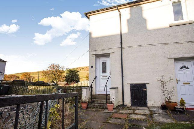 External of Midfield Terrace, Steelend, Dunfermline, Fife KY12