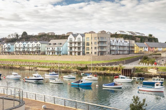 "Thumbnail Flat for sale in ""Compass Point"" at Sunnyside, Boringdon Road, Turnchapel, Plymouth"