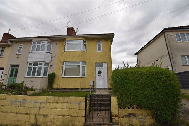 Thumbnail 3 bed end terrace house for sale in Cadogan Road, Hengrove, Bristol