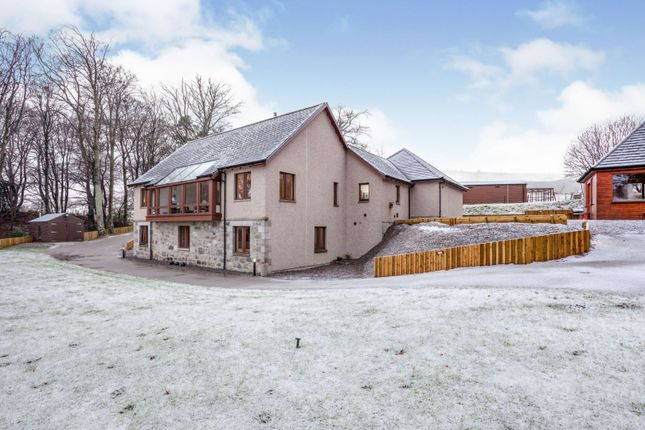 Thumbnail Detached house for sale in Rothes, Aberlour