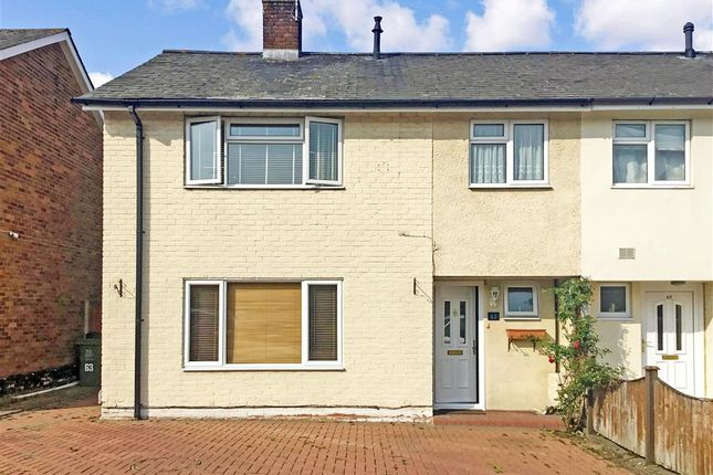 Thumbnail Semi-detached house for sale in Quilters Straight, Basildon, Essex