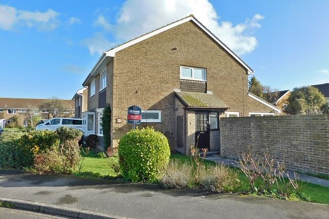 Thumbnail Semi-detached house to rent in Kingsmead Avenue, Stubbington, Fareham