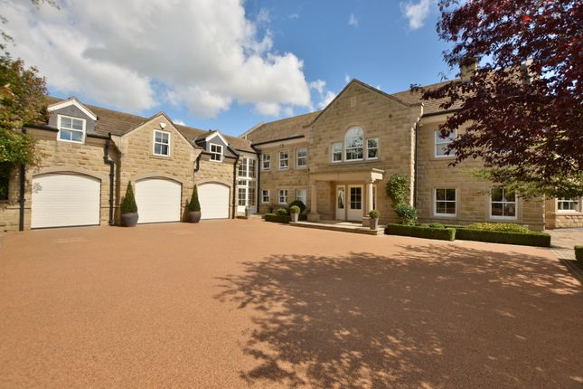 Thumbnail Property for sale in College Farm Lane, Linton, Wetherby