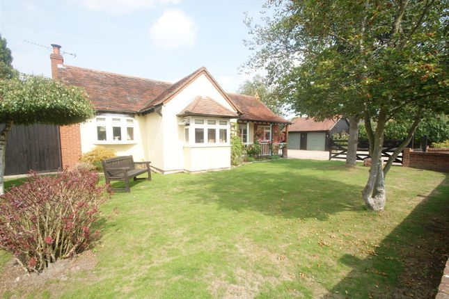 Thumbnail Detached bungalow for sale in Montefiore Avenue, Rayleigh