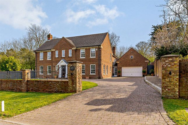 Thumbnail Detached house for sale in The Meadows, Old Main Road, Barnoldby-Le-Beck, Grimsby