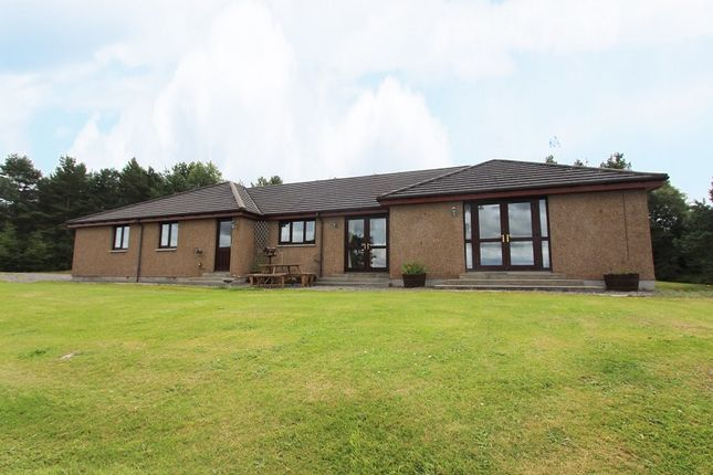 Thumbnail Detached house for sale in The Heights Ladystone, Bunchrew, Inverness