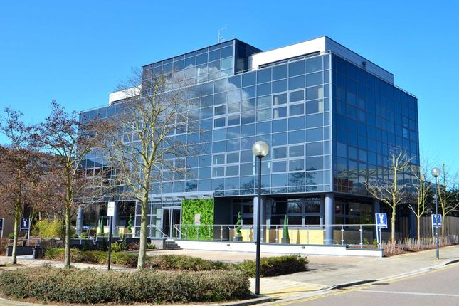 Thumbnail Flat for sale in South Row, Milton Keynes