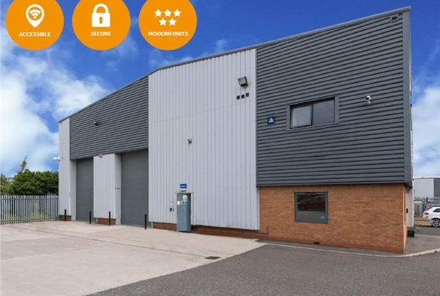 Thumbnail Light industrial to let in Unit 19A White Rose Way, Gateshead