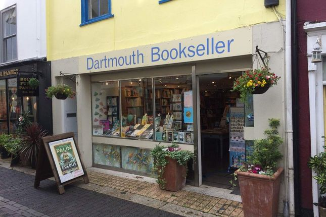 Commercial property for sale in Dartmouth, Devon TQ6 - Zoopla