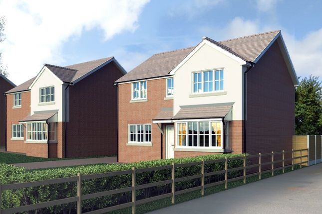 Thumbnail Detached house for sale in Plot 3, Turners Hill, Off Oakham Road, Rowley Regis, West Midlands