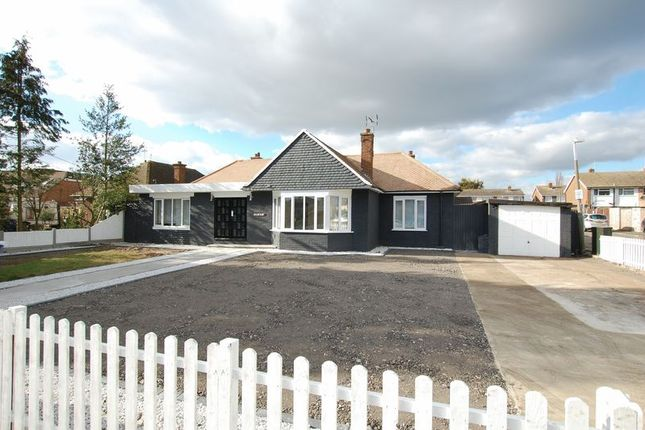 Thumbnail Detached bungalow to rent in Branksome Avenue, Stanford-Le-Hope