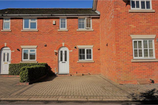 Thumbnail Terraced house for sale in Hadley Grange, Harlow