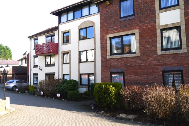 Thumbnail Flat to rent in Mere Court, Warrington