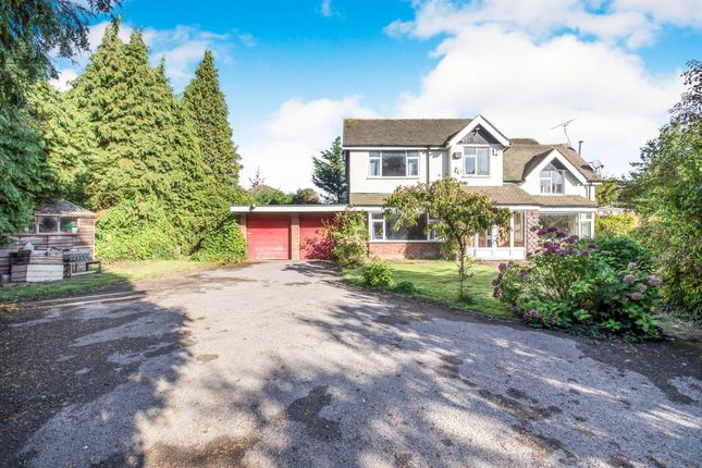 Thumbnail Detached house for sale in Station Road, Balsall Common, Coventry