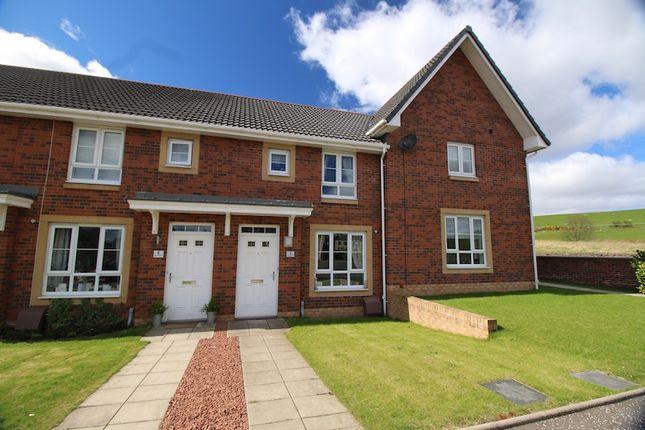 Thumbnail Terraced house for sale in Hoggan Court, Longcroft