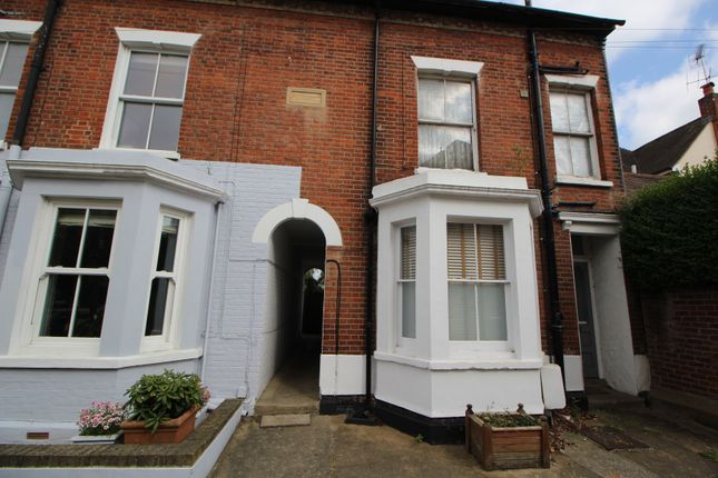 Thumbnail Flat for sale in Wellesley Road, Colchester
