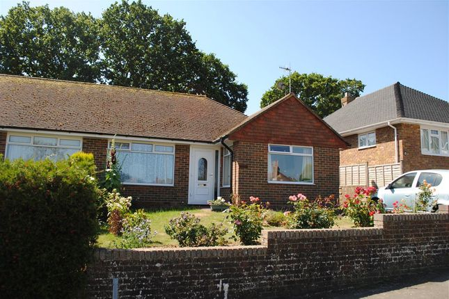 Thumbnail Semi-detached bungalow for sale in Windmill Drive, Bexhill-On-Sea