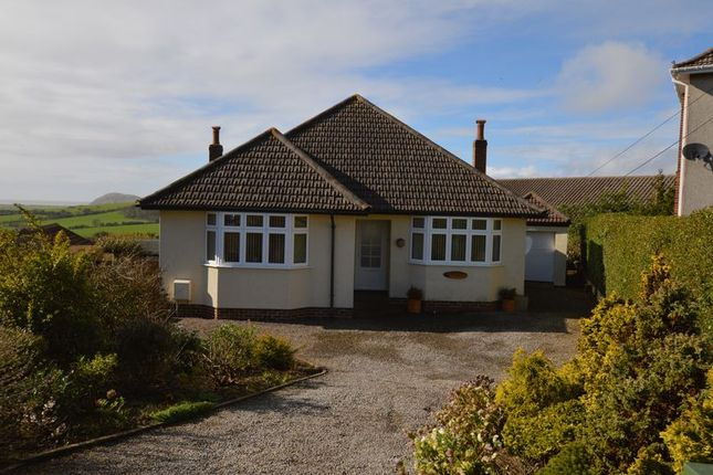Thumbnail Detached bungalow for sale in Purn Road, Bleadon Hill, Weston-Super-Mare
