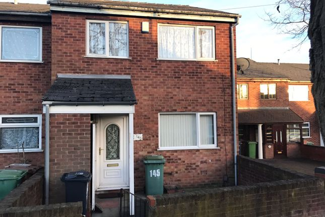 Thumbnail Terraced house to rent in Whitehall Road, Walsall, West Midlands