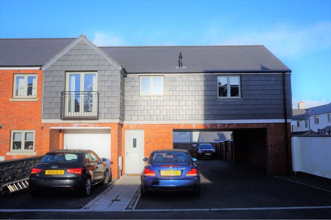 Thumbnail Property for sale in Lle Crymlyn, Neath