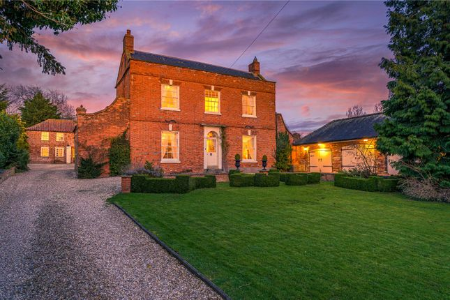 Thumbnail Detached house for sale in Church Lane, Timberland, Lincolnshire