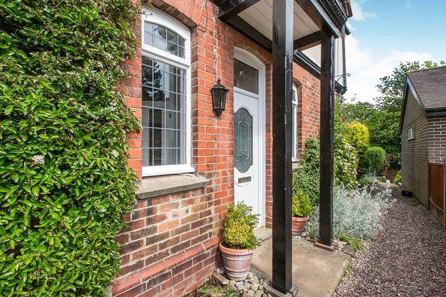 Thumbnail Semi-detached house for sale in Grange Road, Biddulph, Stoke-On-Trent