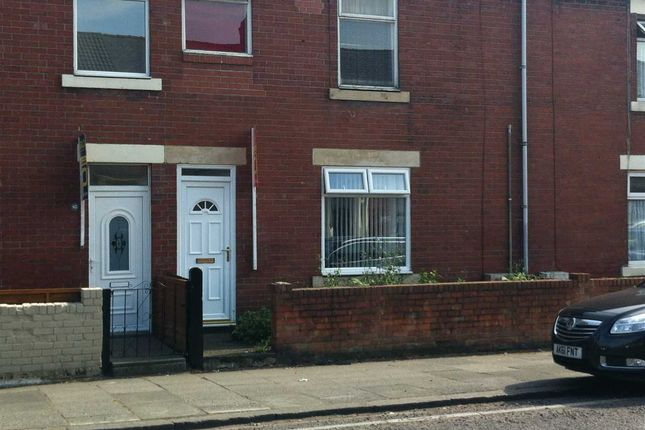 1 bed flat for sale in Woodhorn Road, Ashington