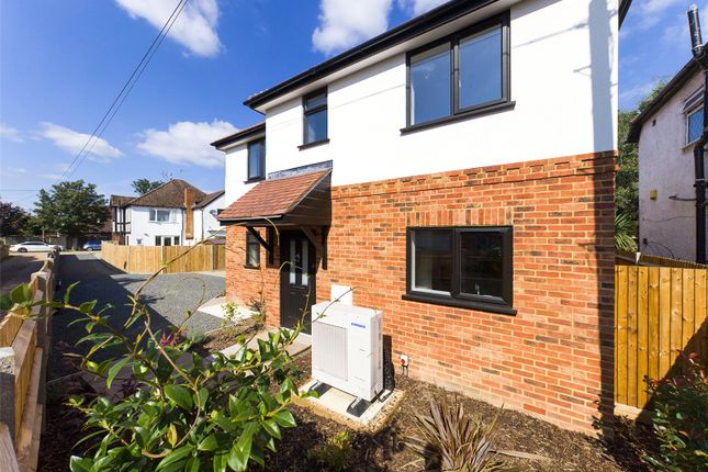 Thumbnail Detached house for sale in Elmsway, Ashford, Middlesex