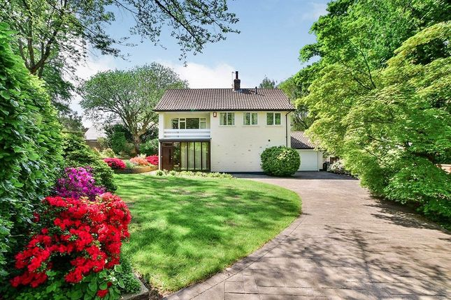 Thumbnail Detached house for sale in Kings Road, Wilmslow