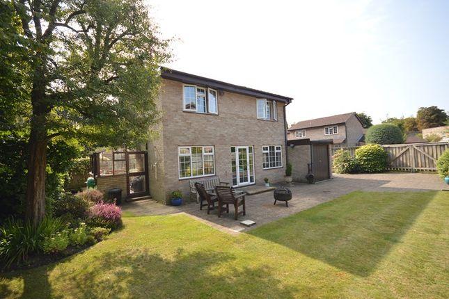 Thumbnail Detached house to rent in Clarendon Park, Lymington