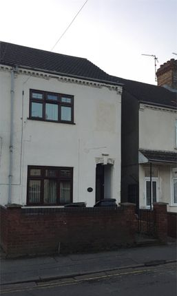 Thumbnail Terraced house to rent in Gladstone Street, Peterborough