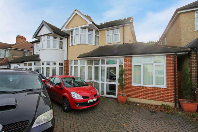 Thumbnail Semi-detached house for sale in Croydon Road, Beddington, Croydon