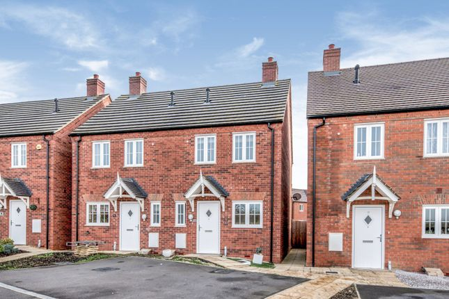 Thumbnail Semi-detached house to rent in Primrose Fields, Bedford
