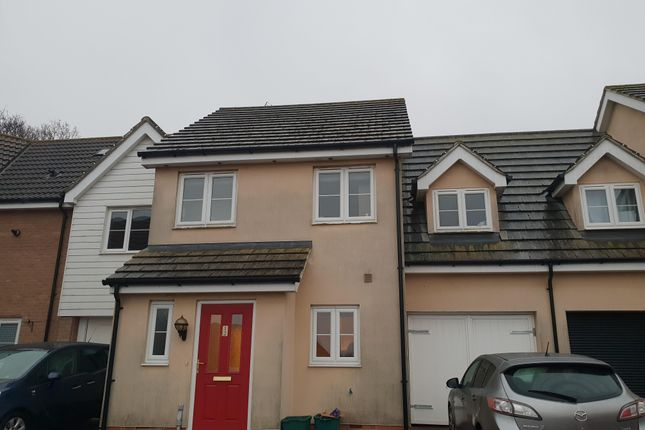 Thumbnail Link-detached house to rent in Jamestown Close, Harwich