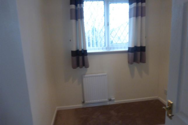 Small Front Bedroom