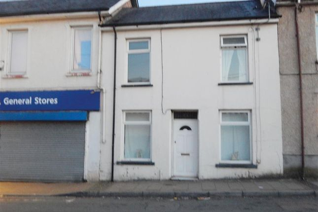 Thumbnail Terraced house for sale in Llewelyn Street, Trecynon, Aberdare